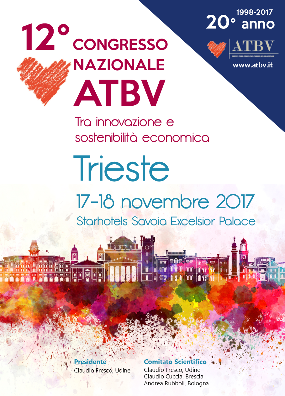 Key congressi 12 congresso nazionale atbv - Bozza compromesso ...
