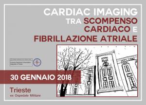 Cardiac Imaging tra Scompenso Cardiaco e Fibrillazione Atriale @ Ex Ospedale Militare | Trieste | Friuli-Venezia Giulia | Italia