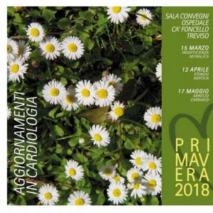 Aggiornamenti in Cardiologia - Primavera 2018 @ Ospedale Ca' Foncello | Treviso | Veneto | Italia
