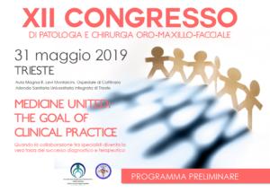 XII CONGRESSO DI PATOLOGIA E CHIRURGIA ORO-MAXILLO-FACCIALE @ Aula Magna R. Levi Montalcini