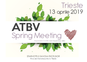 ATBV Spring Meeting @ Starhotels Savoia Excelsior Palace Trieste
