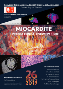 La Miocardite nella Pratica Clinica - Overview a 360° @ Meeting Point San Marco