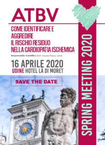 ATBV Spring Meeting 2020 @ Hotel Là di Moret